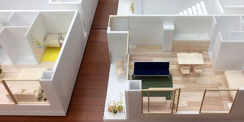 インテリア・生活デザインコースのイメージ